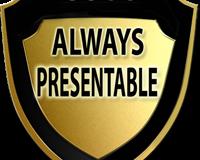 Always-Presentable